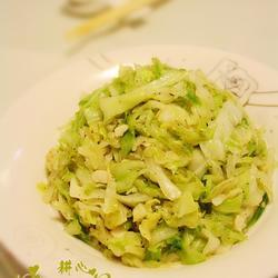 黑胡椒炒卷心菜的做法[图]