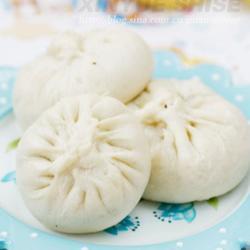 木耳青菜虾皮包的做法[图]