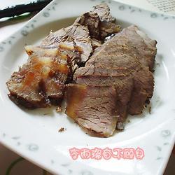酱牛肉的做法[图]