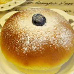 蓝莓牛奶面包的做法[图]