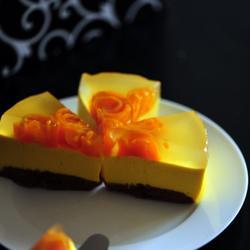 芒果果冻慕斯蛋糕的做法[图]