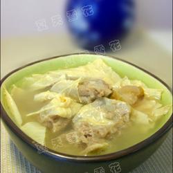 排骨豆皮汤的做法[图]