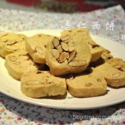 杏仁西饼的做法[图]