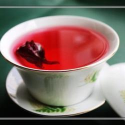 玫瑰茄甜茶的做法[图]