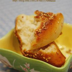 黄油芝士面包的做法[图]