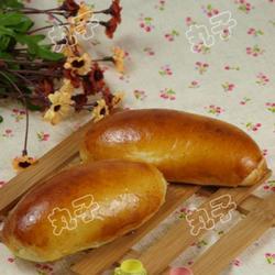 牛奶紫薯面包卷的做法[图]