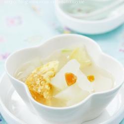 冬瓜蛋饺扇贝汤的做法[图]