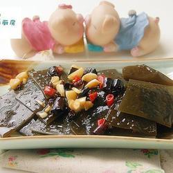 麻辣凉拌海带的做法[图]