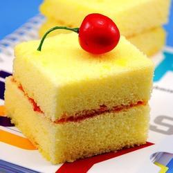 柠檬玉米蛋糕的做法[图]