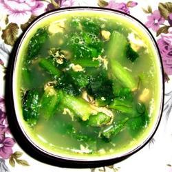 發菜萵筍湯的做法[圖]