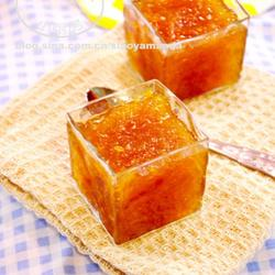 香橙柚子茶的做法[图]