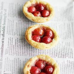 樱桃派的做法[图]