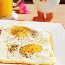 黑胡椒煎蛋的做法[图]