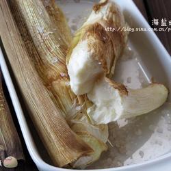 海盐烤茭白的做法[图]