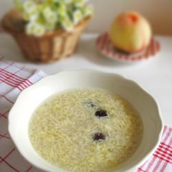 黄芪茯苓酒酿的做法[图]