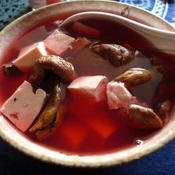 红菇豆腐汤的做法[图]