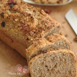 格兰诺拉麦片面包的做法[图]
