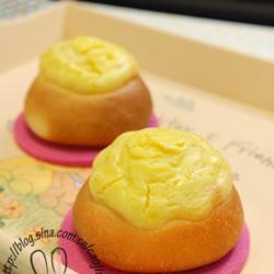 柠檬乳酪小包的做法[图]
