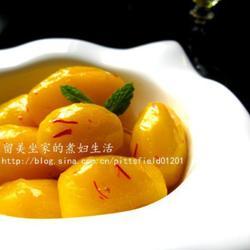 藏红花烩小土豆的做法[图]