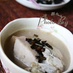 芋头鱼头汤的做法[图]