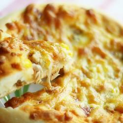 金枪鱼披萨的做法[图]