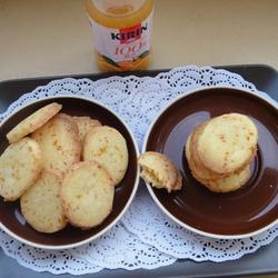 橙皮黄油饼干的做法[图]