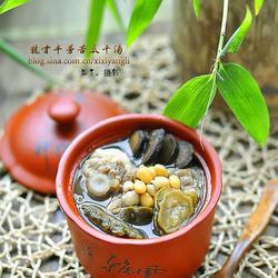 龙骨牛蒡苦瓜干汤的做法[图]