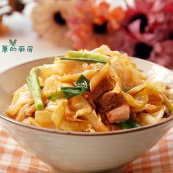 红油卷心菜的做法[图]