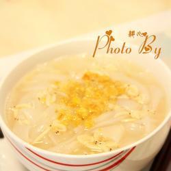 虾皮粿条汤的做法[图]