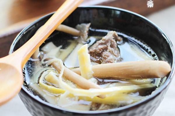三鲜鹅肉汤