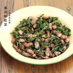 薄荷酥红豆的做法[图]