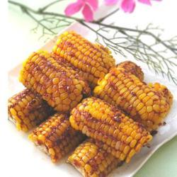 香辣叉烧玉米的做法[图]