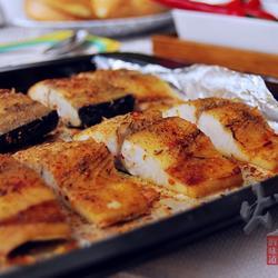 自制烤鲅鱼干的做法[图]