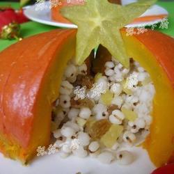 果味薏米饭的做法[图]