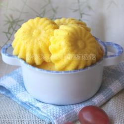 清蒸柠檬小蛋糕的做法[图]