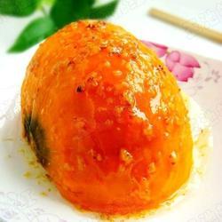 红腰豆蒸南瓜的做法[图]