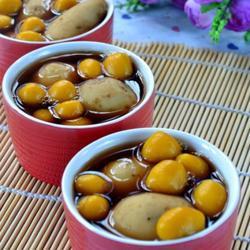 红糖芋头的做法[图]