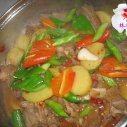 排骨炖土豆的做法[图]