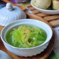 干贝莴苣丝的做法[图]