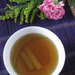葱白香菜红糖水的做法[图]