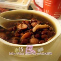 莲子百合红豆沙的做法[图]