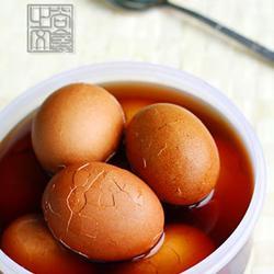 红茶清汤茶叶蛋的做法[图]