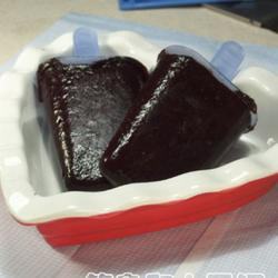 桑葚酵素果肉冰棍的做法[图]