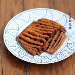 蘭花豆腐干的做法[圖]