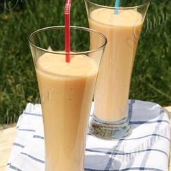 木瓜蜜奶的做法[图]