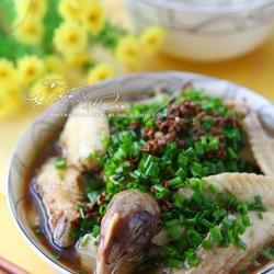 川菜葱油鸡的做法[图]