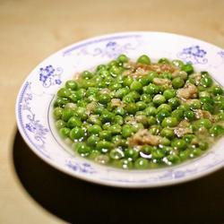 白油豌豆的做法[图]