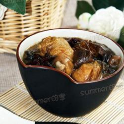 东北小鸡炖榛蘑的做法[图]