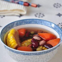 玉米豆汤的做法[图]