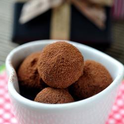 松露巧克力的做法[图]